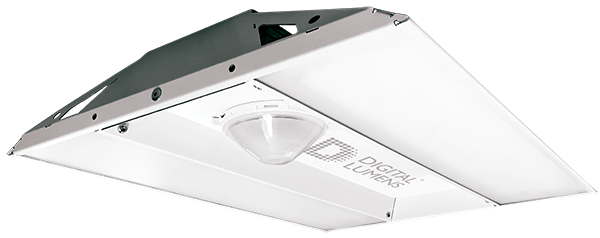 Digital Lumens CLE led industrial y almacenaje