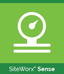 SiteWorx Sense