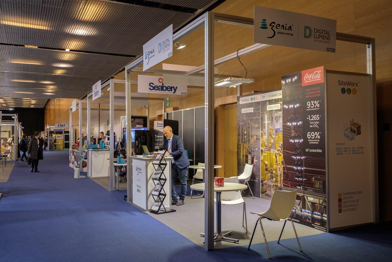 Genia Global Energy en Advanced Factories industyria 4.0