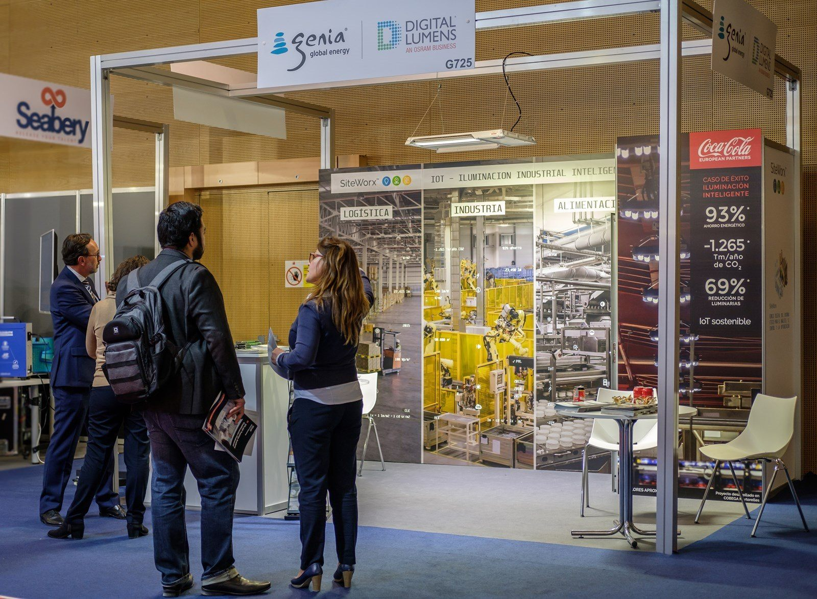 Genia Global Energy en Advanced Factories industyria 4.0