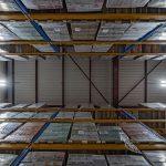 Iluminación inteligente de naves industriales en altura