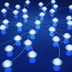 Arquitectura de comunicación en el sistema de iluminación